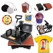 T-shirts/Mugs/Caps/Plates Branding Heatpress | Printing Equipment for sale in Nairobi, Nairobi Central