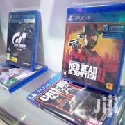 Ps4 Red Redemption | Video Game Consoles for sale in Nairobi, Nairobi Central