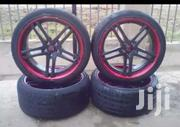 BMW Rims Size 22 With Tyres.   Vehicle Parts & Accessories for sale in Nairobi, Mugumo-Ini (Langata)