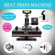 5 In 1 Heatpress Machine-new | Printing Equipment for sale in Nairobi, Nairobi Central