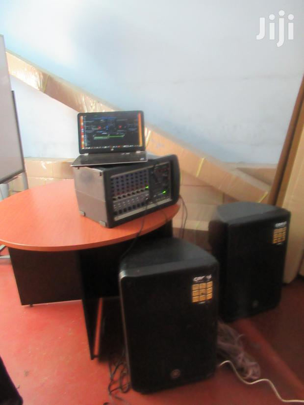 P.A System For Hire Available