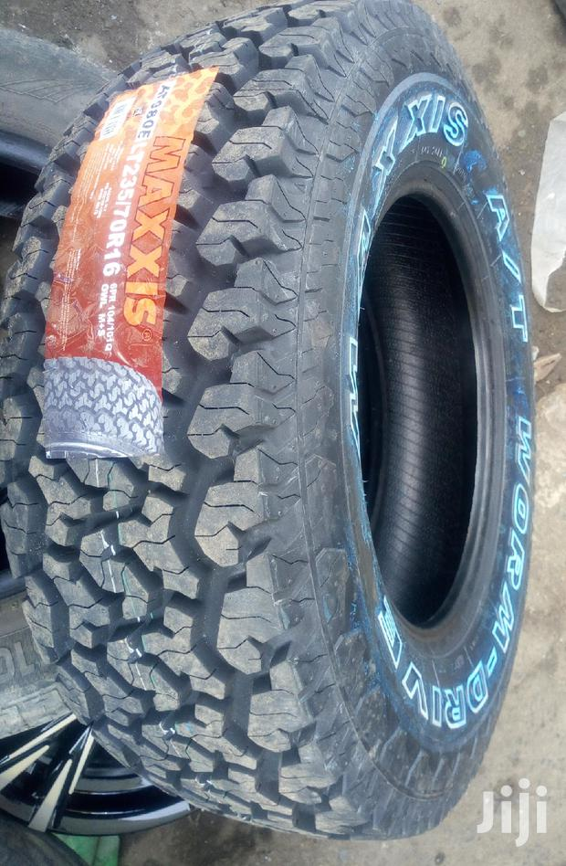 235/70R16 A/T Maxxis Tyres
