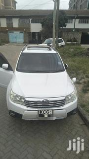 Subaru Forester 2009 White | Cars for sale in Nairobi, Mountain View
