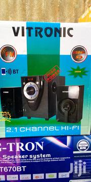 2.1 Vitron Woofers | Audio & Music Equipment for sale in Kisii, Kisii Central