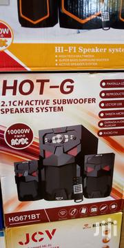 2.1 Hot-g Woofers | Audio & Music Equipment for sale in Kisii, Kisii Central