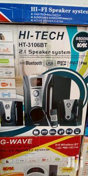 Hi-tech 2.1 Woofers | Audio & Music Equipment for sale in Kisii, Kisii Central