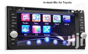 Toyota Bluetooth /USB /DVD /Aux Car Radio, New In Shop | Vehicle Parts & Accessories for sale in Nairobi, Nairobi Central