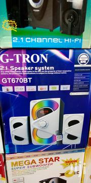 G-tron 2.1 Woofers | Audio & Music Equipment for sale in Kisii, Kisii Central