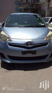 Toyota Ractis Saphire Blue Foreign Used   Cars for sale in Mombasa, Shimanzi/Ganjoni