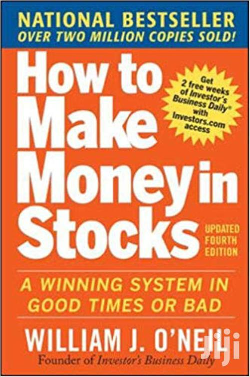 How To Make Money In Stocks-william O'neil