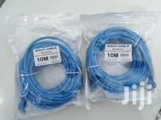 10m High Speed Patch(Ethernet) Cable Cat 6 | Computer Accessories  for sale in Nairobi, Nairobi Central