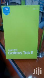 New Samsung Galaxy Tab E 9.6 8 GB Black | Tablets for sale in Nairobi, Nairobi Central