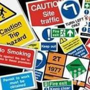 Safety Signs | Manufacturing Services for sale in Nairobi, Nairobi Central