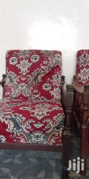 2 Piece Chair + 1 Sofa + 2 Free Chair With Damage | Furniture for sale in Mombasa, Tudor