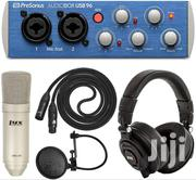 PRESONUS AUDIOBOX USB 96 AND LYXPRO RECORDING BUNDLE WITH STUDIO ONE 3 | Musical Instruments for sale in Nairobi, Nairobi Central