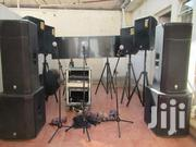 Professional Sound System For Hire | DJ & Entertainment Services for sale in Nairobi, Nairobi Central