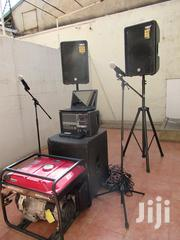 Hire Sound System With A Standby Generator | DJ & Entertainment Services for sale in Nairobi, Nairobi Central