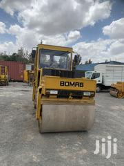 Ex Uk Bomag Twine Drums Ride On Roller | Heavy Equipment for sale in Nairobi, Embakasi