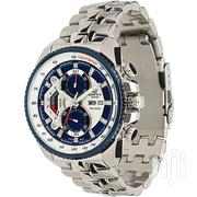 Black Friday 40% Offer!! Casio Silver Chronograph Ef 558D 2av Watch | Watches for sale in Nairobi, Nairobi Central