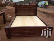 5*6 Beds Made Of Mahogany Hardwood. | Furniture for sale in Nairobi, Ngando