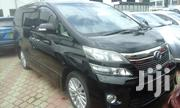 Toyota Alphard 2012 Black | Cars for sale in Nairobi, Woodley/Kenyatta Golf Course