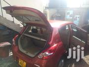 New Nissan Tiida 2011 1.6 Visia Red | Cars for sale in Nairobi, Parklands/Highridge