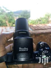 Canon Powershot SX500 IS | Cameras, Video Cameras & Accessories for sale in Kisii, Kisii Central