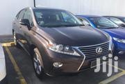 Lexus RX 2013 Brown | Cars for sale in Nairobi, Parklands/Highridge