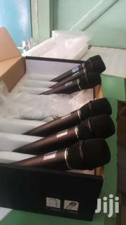 Wireless Professional Vocal Microphone BNK 6 In 1 With 6 Hand  Mics | Audio & Music Equipment for sale in Nairobi, Nairobi Central