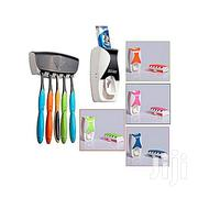 Toothpaste Dispenser With Tooth Brush Holders | Home Accessories for sale in Nairobi, Nairobi Central
