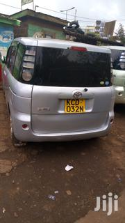 Toyota Sienta 2008 Silver | Cars for sale in Nairobi, Mountain View