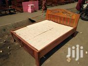 Beds (Mahogany Wood) 5*6feets | Furniture for sale in Nairobi, Nairobi Central