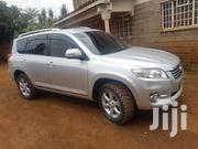 Toyota Vanguard 2011 Silver | Cars for sale in Mombasa, Shimanzi/Ganjoni
