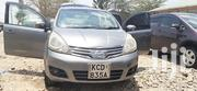 Nissan Note 2008 1.5 dCi Gray | Cars for sale in Kajiado, Kitengela