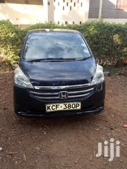 Honda Stepwagon 2008 Black | Cars for sale in Kiambu, Township C