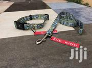 Matching Dog Collars and Leash | Pet's Accessories for sale in Nairobi, Harambee