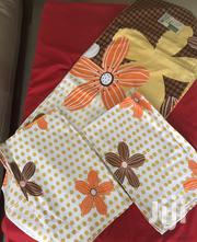 100% Cotton Bed Sheets With Matching Pillow Cases | Home Accessories for sale in Nairobi, Nairobi West