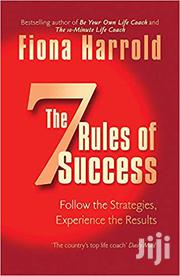 The 7 Rules Of Success-fiona Harrold | Books & Games for sale in Nairobi, Nairobi Central