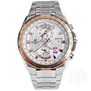 BLACK FRIDAY 40% OFFER!! Casio Efr 550D 7av Silver | Watches for sale in Nairobi, Nairobi Central