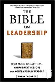 The Bible On Leadership-lorin Woolfe | Books & Games for sale in Nairobi, Nairobi Central