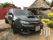 Subaru Impreza 2008 Black | Cars for sale in Mombasa, Shimanzi/Ganjoni