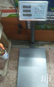 Silver Platform Weighing Scales   Store Equipment for sale in Nairobi, Nairobi Central