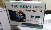 HDMI Splitter 8-Port With Hdcp | Computer Accessories  for sale in Nairobi, Nairobi Central