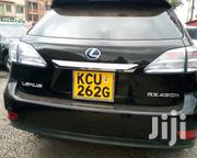 Lexus RX 2012 Black | Cars for sale in Nairobi, Nairobi Central