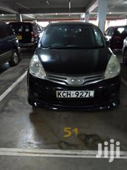 Nissan Note 2009 1.4 Black | Cars for sale in Nairobi, Komarock