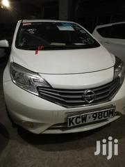Nissan Note 2013 White | Cars for sale in Mombasa, Tudor
