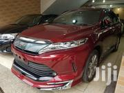 Toyota Harrier 2014 Red   Cars for sale in Mombasa, Ziwa La Ng'Ombe