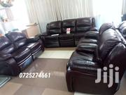 Brown Recliner 7 Seater Sofa Set | Furniture for sale in Nairobi, Embakasi