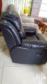 Leather Recliner Sofa on Offer   Furniture for sale in Nairobi, Kilimani