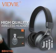 Vidvie BH2102 Heavy Bass Smart Wireless Headphones Bluetooth Headset | Accessories for Mobile Phones & Tablets for sale in Nairobi, Nairobi Central